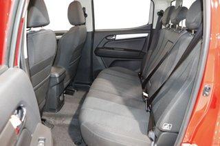 2018 Holden Colorado RG MY18 LTZ (4x4) Red 6 Speed Manual Crew Cab Pickup