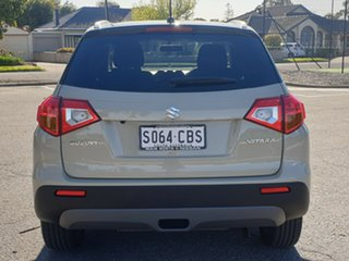 2015 Suzuki Vitara LY RT-S 2WD Cream 6 Speed Sports Automatic Wagon.