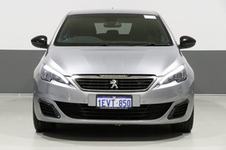 2015 Peugeot 308 T9 GT HDi Grey 6 Speed Automatic Hatchback.