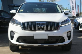 2019 Kia Sorento UM MY19 GT-Line AWD Clear White 8 Speed Sports Automatic Wagon