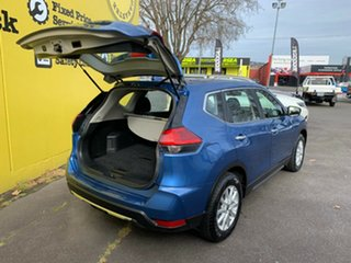 2017 Nissan X-Trail T32 Series II ST X-tronic 4WD Marine Blue 7 Speed Constant Variable Wagon