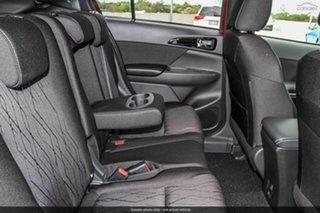 2019 Mitsubishi Eclipse Cross YA MY19 Black Edition 2WD Red Diamond 8 Speed Constant Variable Wagon.