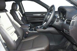 2020 Mazda CX-8 KG4W2A Asaki SKYACTIV-Drive i-ACTIV AWD Sonic Silver 6 Speed Sports Automatic Wagon