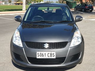 2013 Suzuki Swift FZ GL Grey 4 Speed Automatic Hatchback