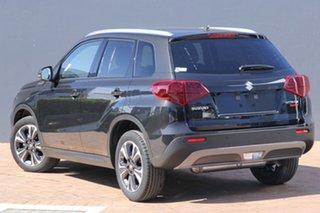 2021 Suzuki Vitara LY Series II Turbo 2WD Black 6 Speed Sports Automatic Wagon.