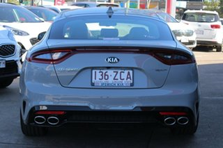 2019 Kia Stinger CK MY19 GT Fastback Ceramic Grey 8 Speed Sports Automatic Sedan
