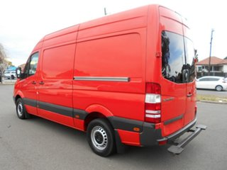 2011 Mercedes-Benz Sprinter 906 MY11 313 CDI MWB Red 5 Speed Automatic Van.