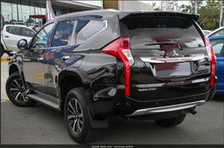 2019 Mitsubishi Pajero Sport QE MY19 Exceed Pitch Black 8 Speed Sports Automatic Wagon.