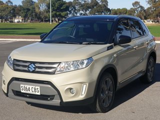 2015 Suzuki Vitara LY RT-S 2WD Cream 6 Speed Sports Automatic Wagon