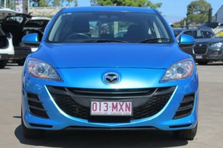2010 Mazda 3 BL10F1 Neo Celestial Blue 6 Speed Manual Hatchback