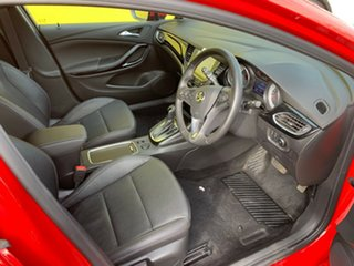 2018 Holden Astra BK MY19 RS-V Absolute Red 6 Speed Sports Automatic Hatchback