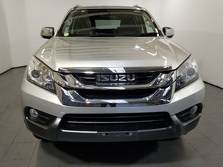 2015 Isuzu MU-X MY15 LS-T Rev-Tronic Silver 5 Speed Sports Automatic Wagon.