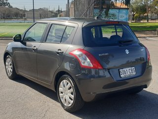 2013 Suzuki Swift FZ GL Grey 4 Speed Automatic Hatchback.
