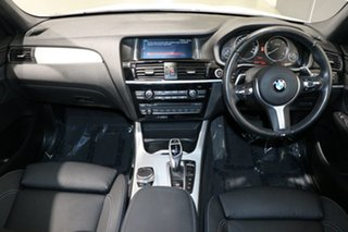2017 BMW X3 F25 MY17 Update xDrive 30D Alpine White 8 Speed Automatic Wagon