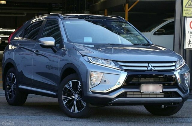Demo Mitsubishi Eclipse YA MY18 Exceed 2WD, ECLIPSE CROSS EXCEED 2WD 1.5L T/C CVT