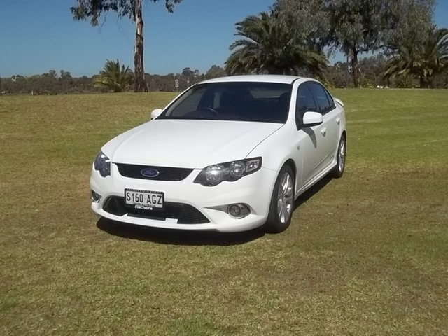 Used Ford Falcon FG XR6, 2010 Ford Falcon FG XR6 5 Speed Sports Automatic Sedan