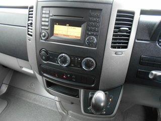 2011 Mercedes-Benz Sprinter 906 MY11 313 CDI MWB Red 5 Speed Automatic Van