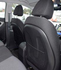 2013 Hyundai i30 GD Elite Sleek Silver 6 Speed Sports Automatic Hatchback