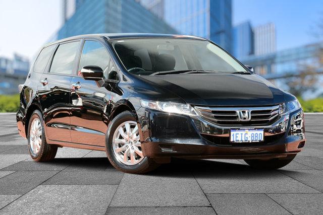 Used Honda Odyssey 4th Gen MY13 , 2013 Honda Odyssey 4th Gen MY13 Black 5 Speed Sports Automatic Wagon