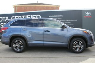 2018 Toyota Kluger GSU50R GX 2WD Cosmos Blue 8 Speed Sports Automatic Wagon