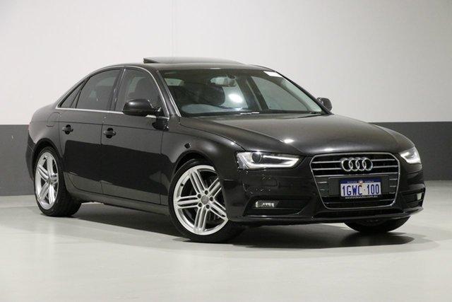 Used Audi A4 B8 (8K) MY14 2.0 TDI, 2013 Audi A4 B8 (8K) MY14 2.0 TDI Meteor Grey CVT Multitronic Sedan