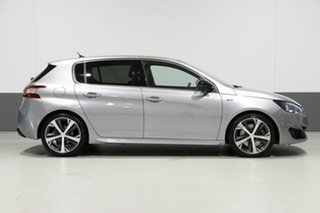 2015 Peugeot 308 T9 GT HDi Grey 6 Speed Automatic Hatchback