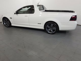 2012 Holden Ute VE II MY12.5 SS Z Series White 6 Speed Manual Utility