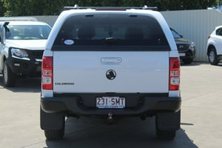 2012 Holden Colorado RG MY13 LT Crew Cab White 6 Speed Sports Automatic Utility