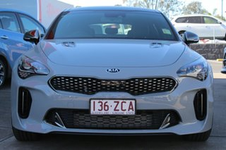 2019 Kia Stinger CK MY19 GT Fastback Ceramic Grey 8 Speed Sports Automatic Sedan.