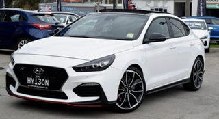 2019 Hyundai i30 PDe.3 MY20 N Fastback Performance Polar White 6 Speed Manual Coupe