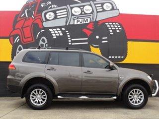 2012 Mitsubishi Challenger PB (KH) MY12 LS Granite Quartz 5 Speed Sports Automatic Wagon.
