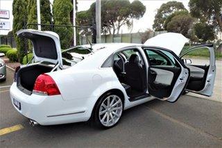 2013 Holden Caprice WN MY14 White 6 Speed Sports Automatic Sedan