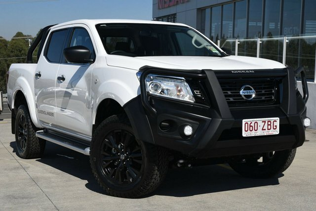 Demo Nissan Navara D23 S3 SL, 2019 Nissan Navara D23 S3 SL Polar White 7 Speed Sports Automatic Utility