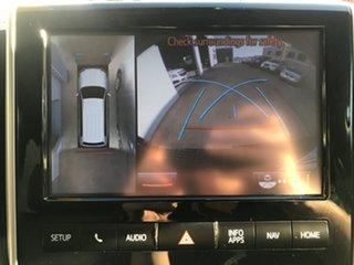 2016 Toyota Landcruiser VDJ200R Sahara Black 6 Speed Sports Automatic Wagon