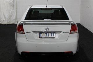 2012 Holden Commodore VE II MY12.5 SV6 Z Series Heron White 6 Speed Sports Automatic Sedan.