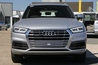 2018 Audi Q5 FY MY18 TDI S Tronic Quattro Ultra Sport Silver 7 Speed Sports Automatic Dual Clutch
