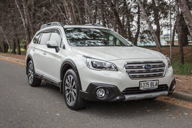 Used Subaru Outback B6A MY16 3.6R CVT AWD, 2016 Subaru Outback B6A MY16 3.6R CVT AWD White 6 Speed Constant Variable Wagon