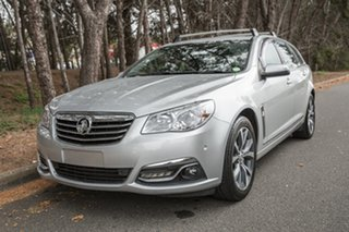 2014 Holden Calais VF MY14 Sportwagon Silver 6 Speed Sports Automatic Wagon