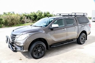 2018 Mazda BT-50 UR0YG1 GT Titanium Flash Mica 6 Speed Sports Automatic Utility.