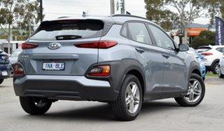 2018 Hyundai Kona OS.2 MY19 Active 2WD Lake Silver 6 Speed Sports Automatic Wagon