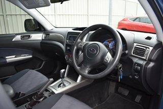 2009 Subaru Forester S3 MY09 XT AWD Blue 4 Speed Sports Automatic Wagon