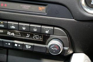 2018 Mazda CX-5 KF4W2A GT SKYACTIV-Drive i-ACTIV AWD Deep Crystal Blue 6 Speed Sports Automatic