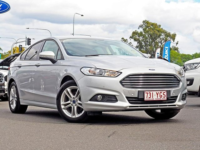 Used Ford Mondeo MD 2017.50MY Ambiente PwrShift, 2017 Ford Mondeo MD 2017.50MY Ambiente PwrShift Silver 6 Speed Sports Automatic Dual Clutch