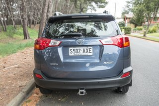 2013 Toyota RAV4 ZSA42R GX 2WD Blue 6 Speed Manual Wagon