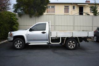 2010 Holden Colorado RC MY10 LT-R Crew Cab Sterling Silver 5 Speed Manual Utility
