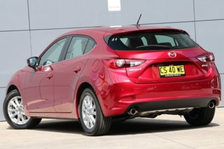 2018 Mazda 3 BN5478 Touring SKYACTIV-Drive Soul Red 6 Speed Sports Automatic Hatchback.
