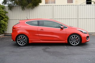 2014 Kia Pro_ceed JD MY14 GT Red/Black 6 Speed Manual Hatchback.