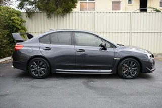 2014 Subaru WRX V1 MY15 Premium Lineartronic AWD Grey 8 Speed Constant Variable Sedan.