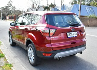 2018 Ford Escape ZG 2019.25MY Ambiente 2WD Ruby Red 6 Speed Sports Automatic Wagon