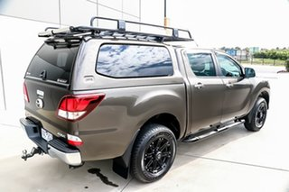 2018 Mazda BT-50 UR0YG1 GT Titanium Flash Mica 6 Speed Sports Automatic Utility